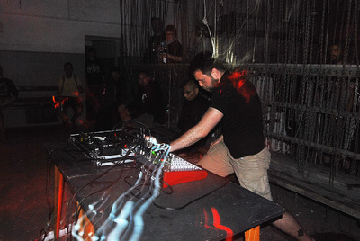 Zasavje Noisefest International 2015 Purgist