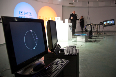 Pixxelpoint International Festival of Contemporary Art Practices 2014 Photo Matej Vidmar
