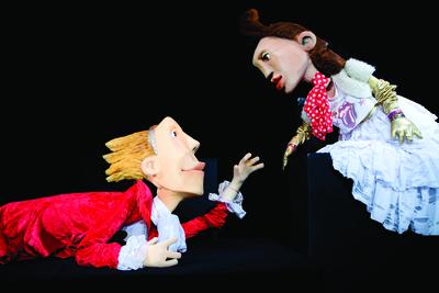 Ljubljana Puppet Theatre 2011 Romeo & Julija