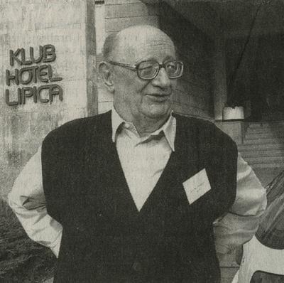 Vilenica Literary Awards - Slavko Mihalic - 2000