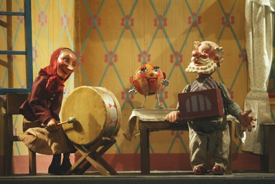 Ljubljana Puppet Theatre 2003 Zogica Marogica