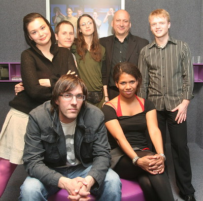 Slovenec Slovenca gor postavi 2008 performance team