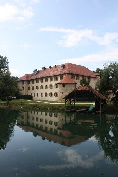 Otocec Castle 2013