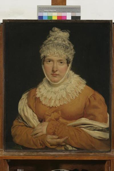 Portret Madame Récamier