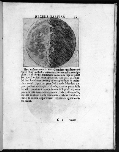 Sidereus nuncius magna longeque admirabiblia spectacula pandens, suspiciendaque proponens vnicuique praesertim vero philosophis