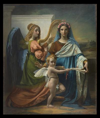 Sainte Cécile de Rome