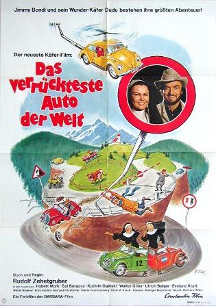 Filmplakat von Das verrückteste Auto der Welt (1974/75)
