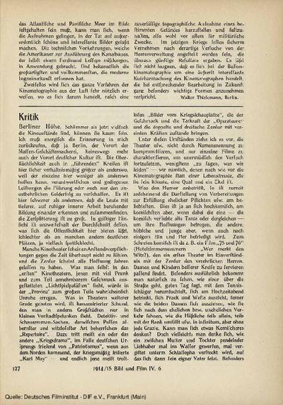Berliner Höhe.