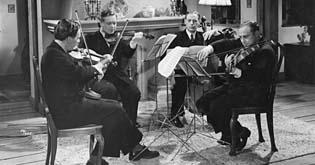 Renate im Quartett