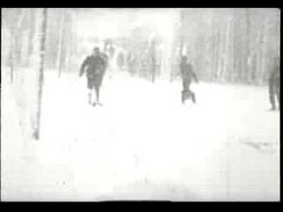 Schneeschuhlaufen auf dem Feldberg