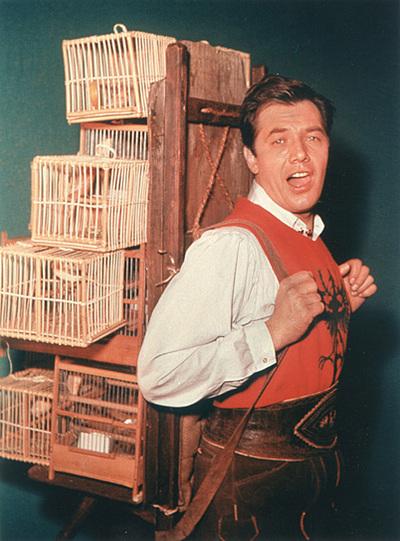 Der Vogelhändler