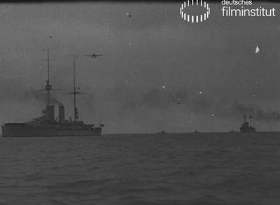 unidentifizierte Filmaufnahmen aus dem Ersten Weltkrieg