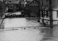 Hochwasser in Wetzlar 1920