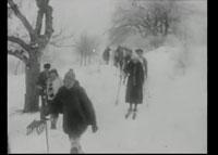 Wetzlarer Wintersport an der Brühlsbachwarte