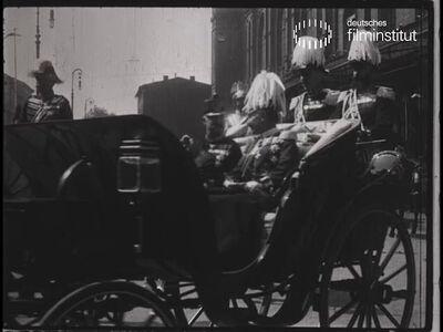 Die Vermählung I.K.H. der Prinzessin Viktoria Luise mit S.H. dem Prinzen Ernst August von Cumberland