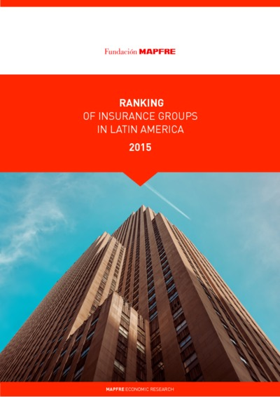 Ranking of insurance groups in Latin America 2015