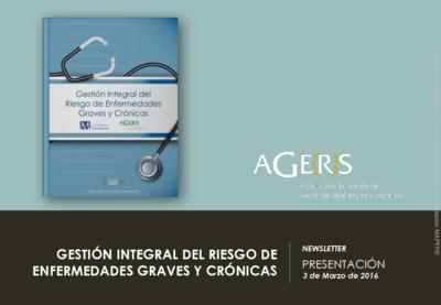 Gestión integral del riesgo de enfermedades graves y crónicas [Newsletter]