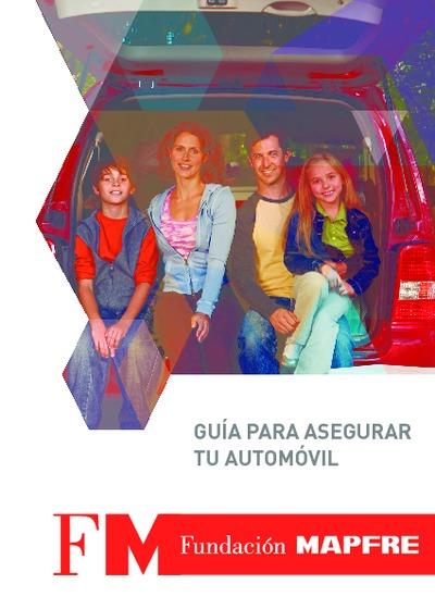 Guía para asegurar tu automóvil