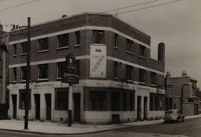 Victoria, Grove Road