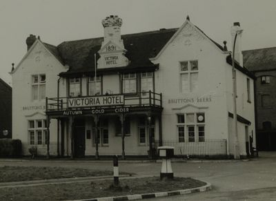 Victoria Hotel, Chard