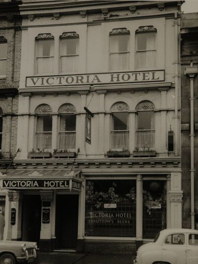 Victoria Hotel, Exeter