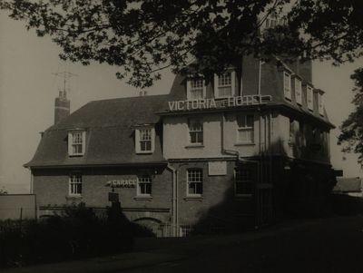 Victoria Hotel, Lyme Regis