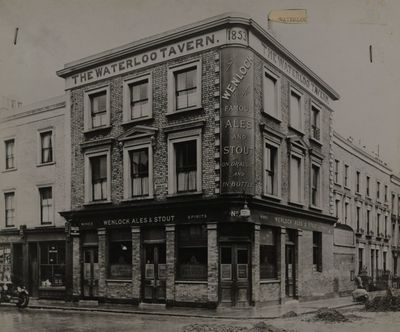 Waterloo Tavern, Wellington Road