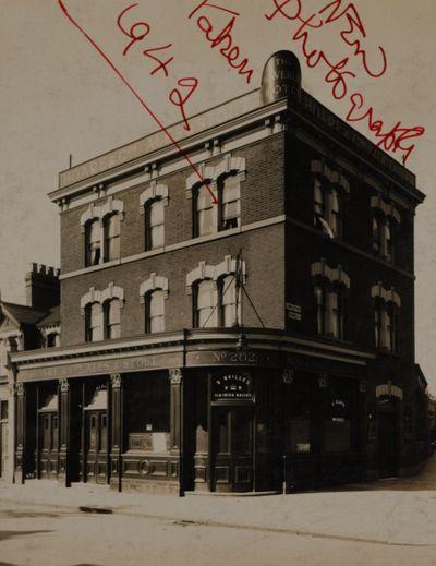 Waverley Arms, Nunhead