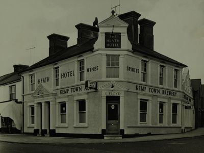 Heath Hotel, Haywards Heath