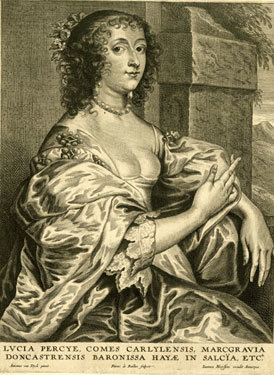 Countess Lucy Hay