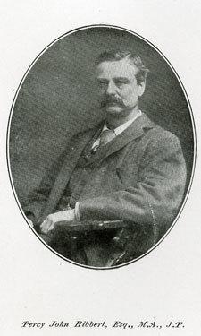 Percy John Hibbert