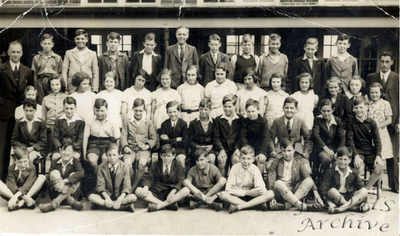 National Childrens Home, Newton. Kingsley Top School
