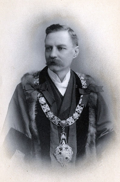 Thomas Smith, Mayor of Widnes, 1908, 1909.