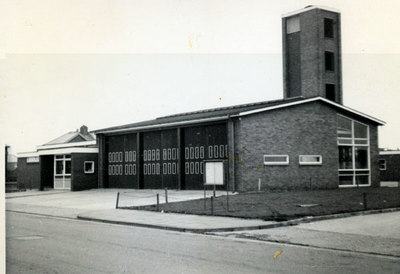 Widnes Fire Station