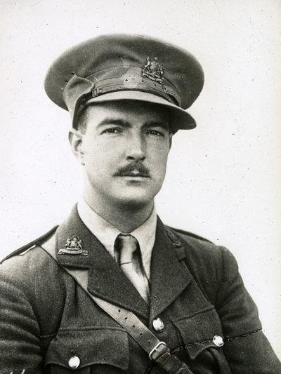 2nd Lieutenant H de D Dyer