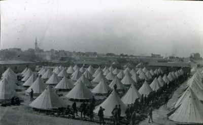 Mustafa Camp at Alexandria