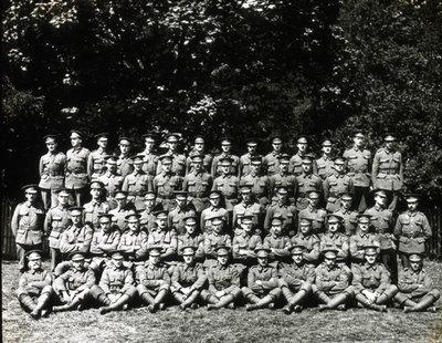 Supplementary Platoons in Heaton Park