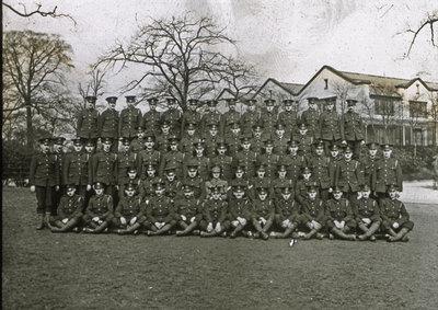 18th Platoon, 16th Service Battalion