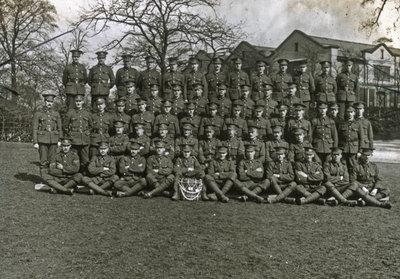 11th Platoon, 16th Service Battalion