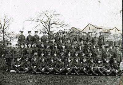 10th Platoon, 16th Service Battalion