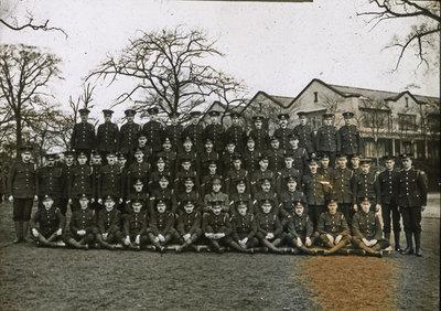 17th Platoon, 16th Service Battalion
