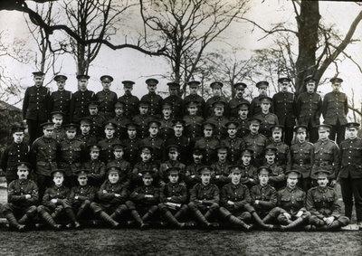 13th Platoon, 16th Service Battalion