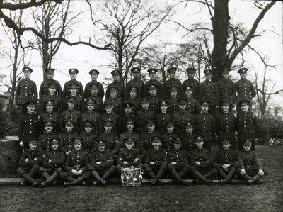 14th Platoon, 16th Service Battalion