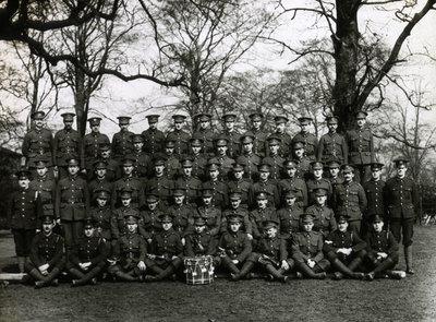 16th Platoon, 16th Service Battalion