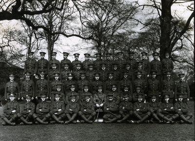 12th Platoon, 16th Service Battalion