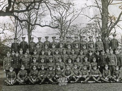 15th Platoon, 16th Service Battalion