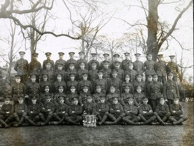 5th Platoon, 16th Service Battalion