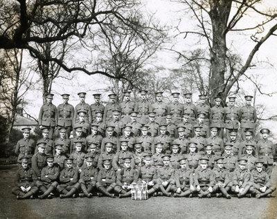 4th Platoon, 16th Service Battalion