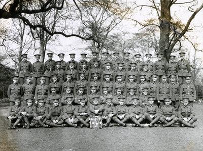 Platoon 2 16th Service Battalion