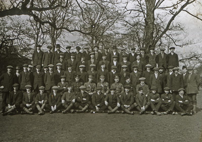 Platoon 20, 16th Service Battalion
